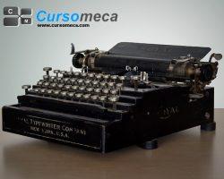 CursoMeca.com: curso de mecanografía gratis