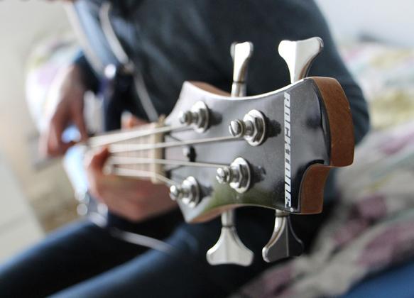 Total Bass : tablaturas para bajo