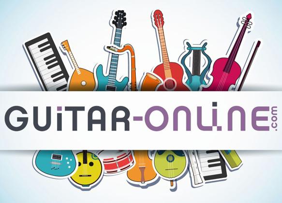 Guitare-Online : Cours et Logiciels pour apprendre