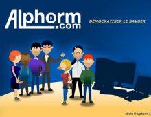 Alphorm : formation IT et NTIC en ligne