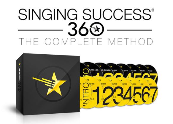 SS360™ : apprendre le chant avec le coach des stars