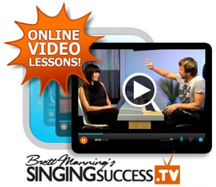 Singing Success TV - Online Singing Lessons for less than $1 an hour